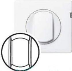 Накладка выкл. со шнурком Legrand Celiane белая (арт.68008)