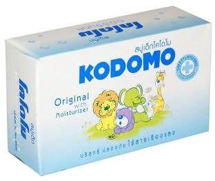 Японское мыло детское с увлажняющим кремом Lion Kodomo