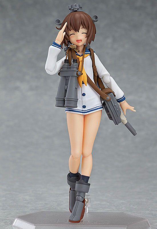 Фигурка figma Kantai Collection: Yukikaze