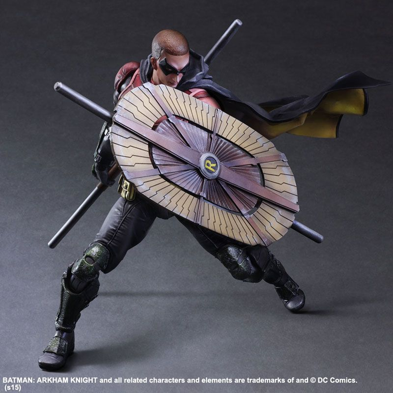 Фигурка Play Arts Kai Batman: Arkham Knight: Robin