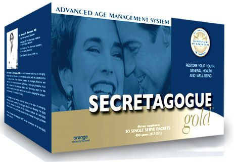 Secretagogue Gold (30 пак.)