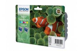 Набор из двух цветных картриджей для Epson Stylus Photo 810, 830, 925, 935