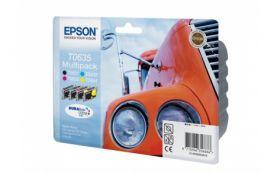 Экономичный набор картриджей для Epson Stylus Color C67, C87, CX3700, CX4100, CX4700