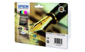 Экономичный набор картриджей повышенной емкости для Epson WorkForce WF-2010W
