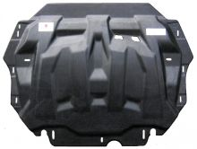 Защита картера и кпп, АВС-Дизайн, композит 6мм., V - бензин