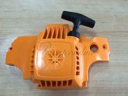 Ручной стартер подходит для бензопилы типа Партнер-350   010029(a)