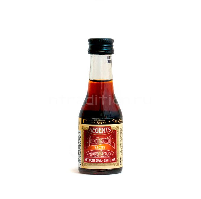 "UP Regent's Scotch Whisky 20 ml  (эссенция для самогона ""Шотландский виски"")"