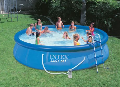 """Надувной бассейн """"Intex Easy Set Pool"""" (366х76см.) арт.№ 28132 (56422)"""