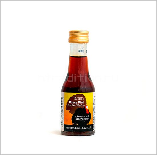 "PR Honey Bird Bourbon Whiskey Essence 20 ml  (эссенция для самогона ""Медовый виски"")"