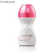 Шариковый дезодорант-антиперспирант с ухаживающим комплексом «Активэль»