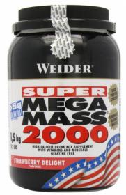Weider Mega Mass 2000 (1500 гр.)
