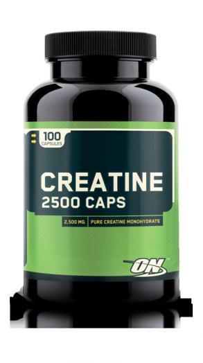 OPTIMUM NUTRITION Creatine 2500 mg 100капс.