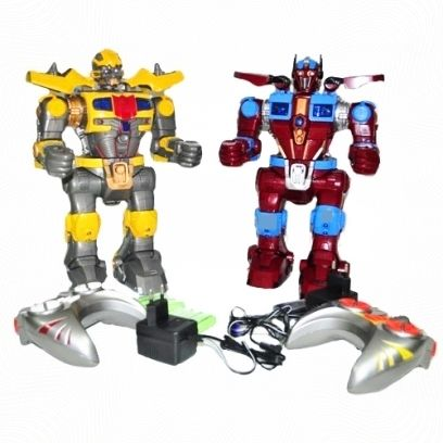 Бой роботов. Инновационная игрушка.
