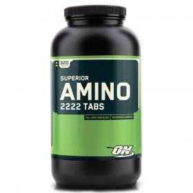 Optimum Nutrition Superior Amino 2222 (320 таблеток)