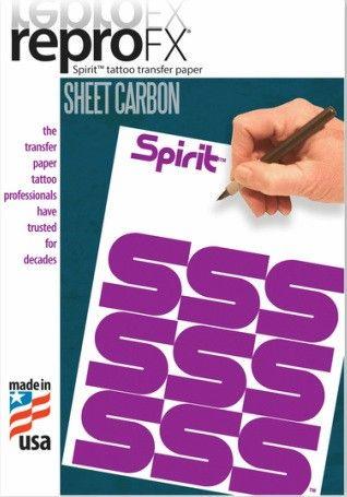 Трансферная бумага Spirit Carbon