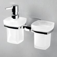 WasserKraft К-2589 Держатель стакана и дозатора