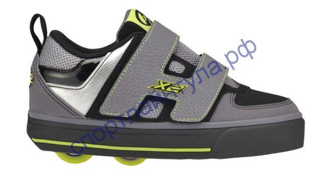 41741474 Двухколесные роликовые кроссовки Heelys Dart 7796