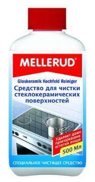 Немецкое средство для чистки стеклокерамики Меллеруд (Mellerud)