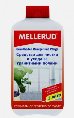 Немецкое средство для чистки и ухода за гранитными полами Меллеруд (Mellerud)