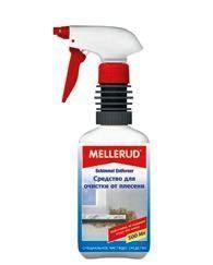 Немецкое средство для очистки плесени в комнатах Меллеруд (Mellerud)