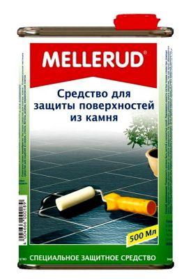 Немецкое средство для защиты поверхностей из камня Меллеруд (Mellerud)