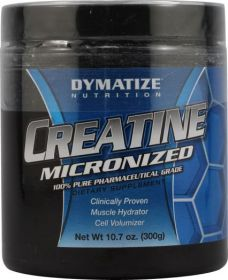 Dymatize Creatine Micronized  (300 гр.)