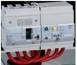 Электронные блоки дифференциального тока для DPX и DPX-I 125