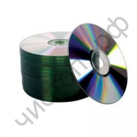 DVD+R 4,7G 16x no print(Ritek)SP-100 /600/ (лысый,без рисун.)