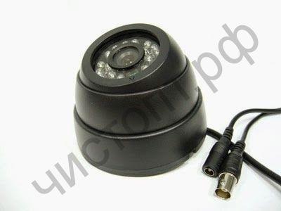Видеокамера наруж.наблюд. Орбита 371P (420 TVL, 3.6mm, Sharp ССD, ИК подсв.) без б/п Распродажа !!!