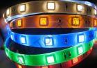 Светодиодная лента 5050 (IP65,RGB,цвет. 60 свд/м) длина 5м (цена за упак.)