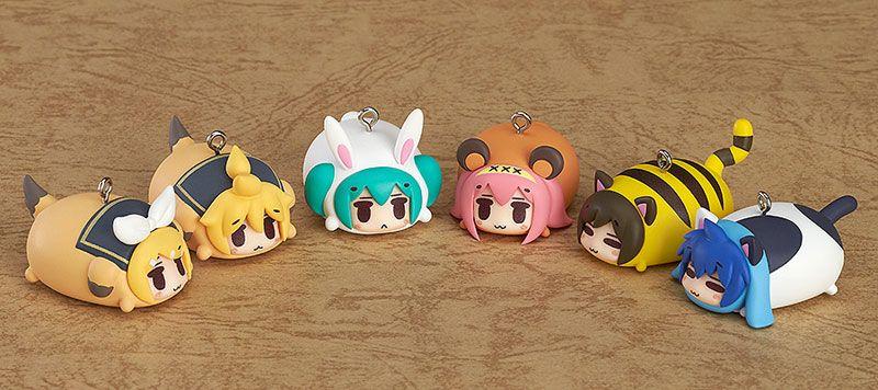 Брелки Vocaloid Animal Ver.