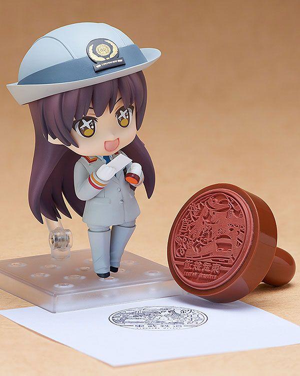 Фигурка Nendoroid Tetsudou Musume: Miyabi Kinugawa