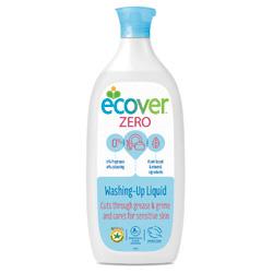 Ecover Экологическая жидкость для мытья посуды Zero 500 мл