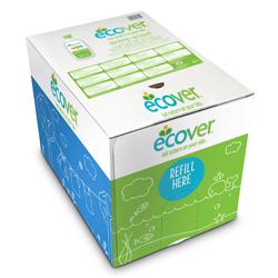 Ecover Экологическая жидкость для мытья посуды с лимоном и алоэ-вера Refill system 15 л