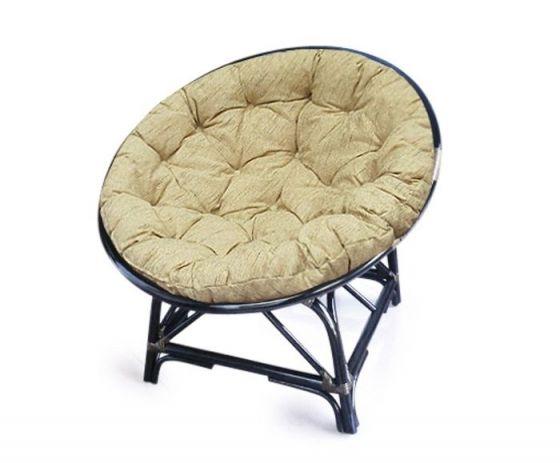 Кресло из натурального ротанга Папасан Papasan Cleo