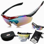 Спортивные очки со сменными линзами и дужками