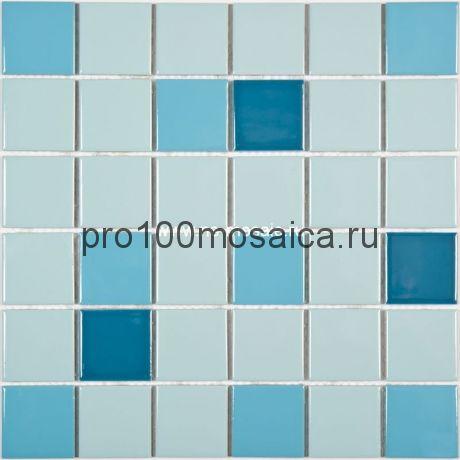 PW4848-01. Мозаика для бассейна и внутр. помещ. серия PORCELAIN, размер, мм: 306*306