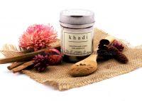 Крем-маска против прыщей с сандалом Кхади / Khadi Herbal Face Pack with Sandalwood (cream)