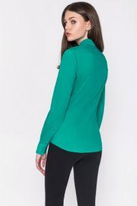 Рубашка-блузка цвет бирюза Концепт клаб