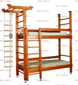 Спортивная кровать Kampfer Two dream