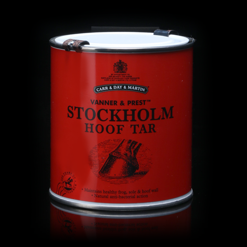 Vanner & Prest Stockholm Hoof Tar / Стокгольмская смола. Carr&Day&Martin