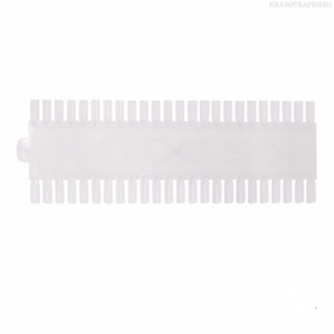 Дисплей для образцов 48 прозрачный