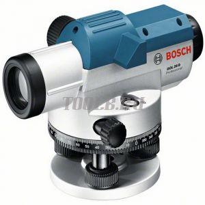 BOSCH GOL 26 D Professional - оптический нивелир