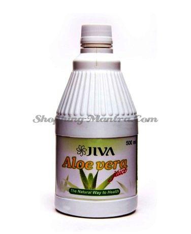 Натуральный сок Алое вера Джива Аюрведа / Jiva Ayurveda Aloe Vera Juice