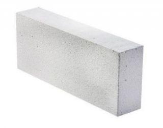 Блок газосиликатный перегородочный 600*300*100 мм