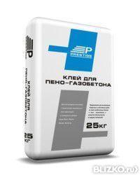 Клей для Пено-Газобетона Престиж С  25 кг