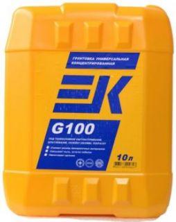 Грунтовка ЕК G100 ( 5л ) концентрированная.
