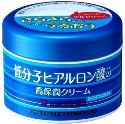 Увлажняющий крем для тела Hyalumoist Very Moisture Cream  Meishoku