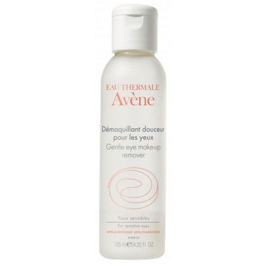 Avene Soft Lotion Eye Makeup Remover - Лосьон мягкий д/снятия макияжа с глаз