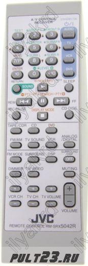 JVC RM-SRX5040J, RM-SRX5042R, RX-5042S, RX-5052